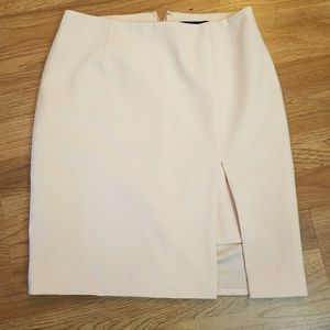 WHBM Sexy Notch Skirt